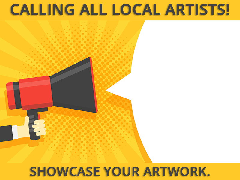 Calling All Local Artists