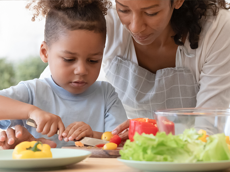 Spotlight Storytime: Cooking with Kids!