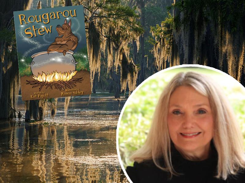 Kat Pigott - Author Storytime