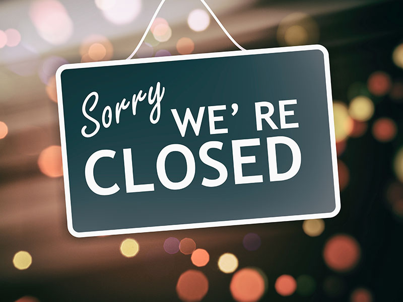 COVID-19 Update: Library Closure