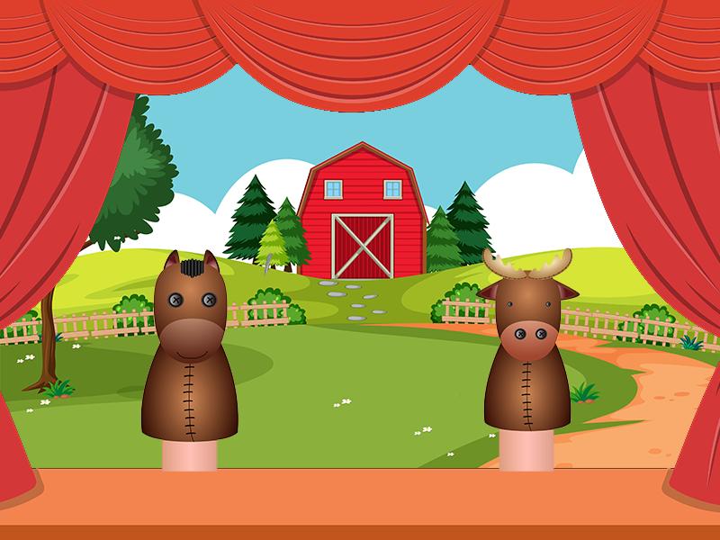 Puppet Show: The Farm that Mac Built