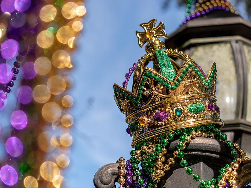Mardi Gras Kiddie Parade
