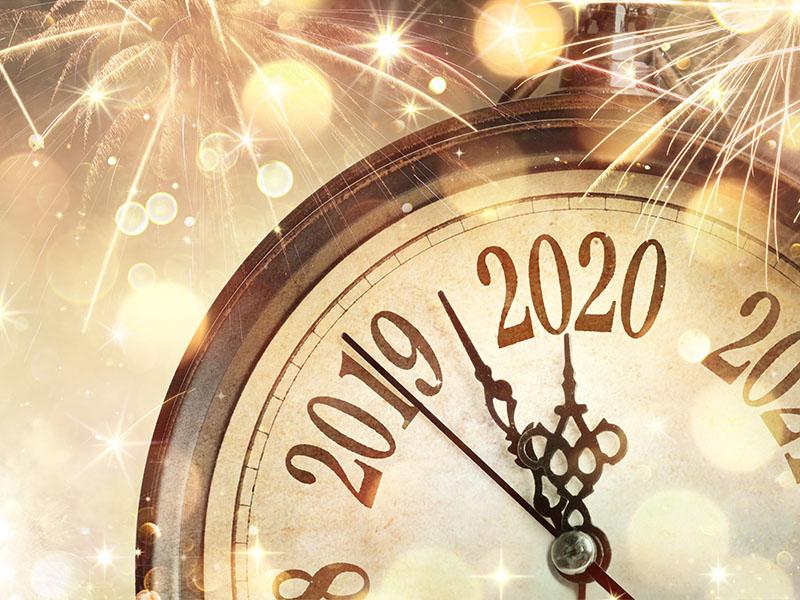 New Years Closure