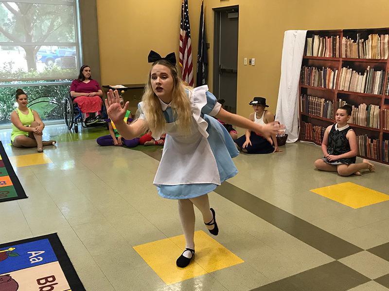 Tri-Parish Ballet Virtual Performance