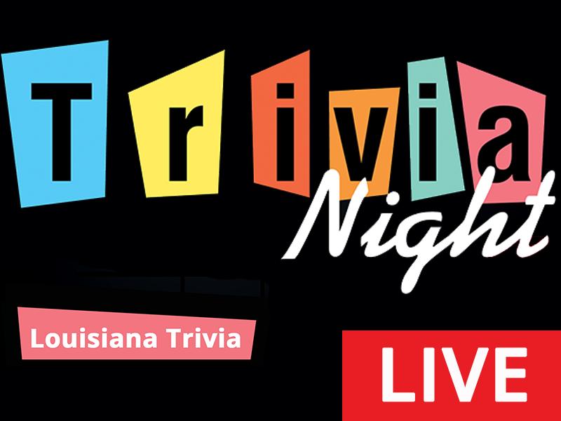 Trivia Night LIVE!