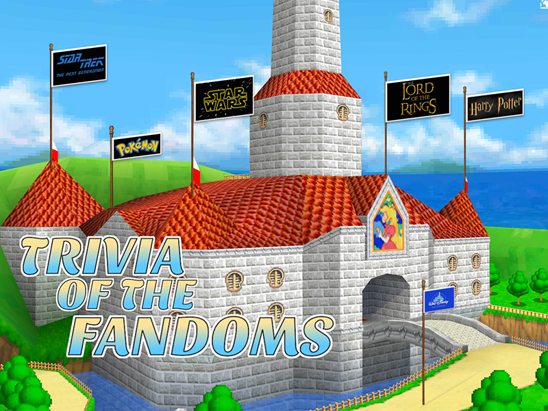 Trivia Night LIVE! - Fandom Trivia
