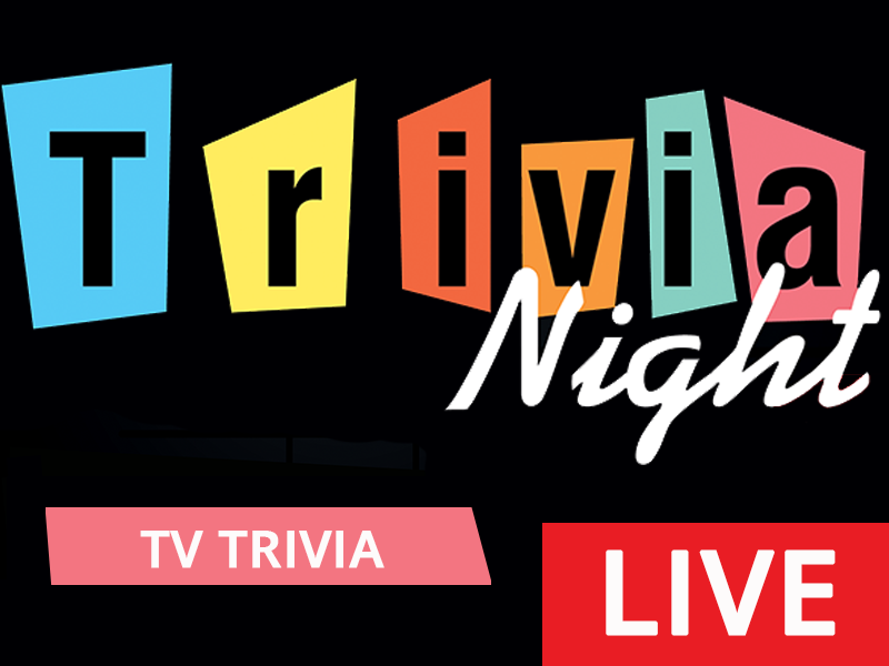 Trivia Night LIVE! - TV Trivia