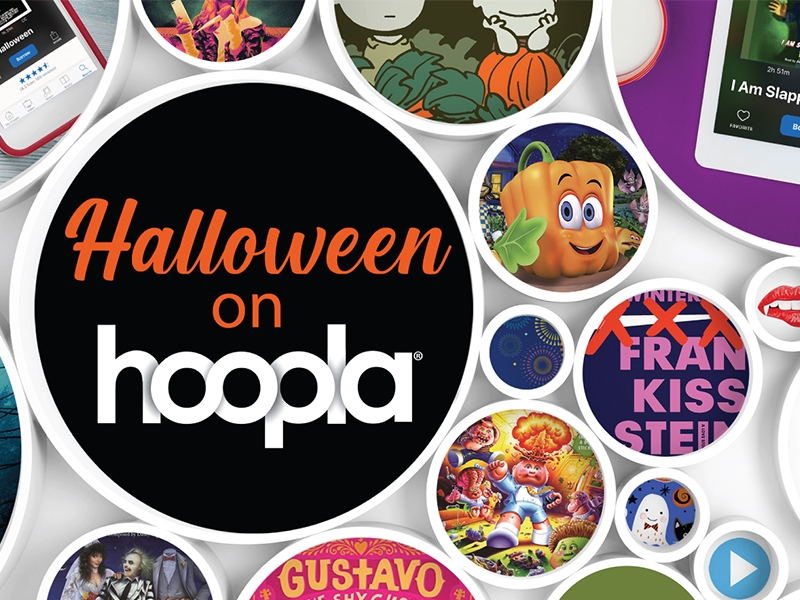 hoopla Halloween Favorites
