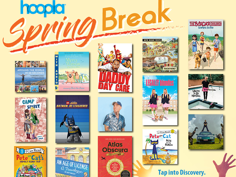 hoopla Spring Break Collection